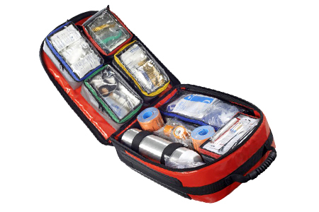 Rettungsrucksäcke & -Taschen