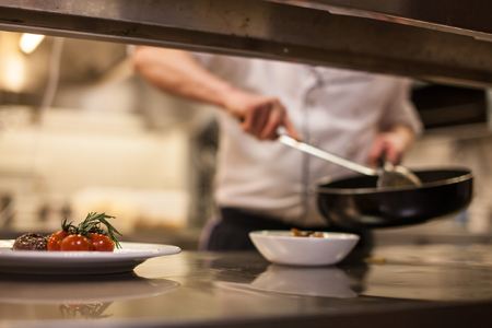 Reinigungsmittel-Küche-Lebensmittel-HACCP