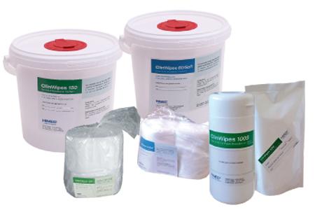 Trockene Einwegtücher + Spendereimer-HACCP