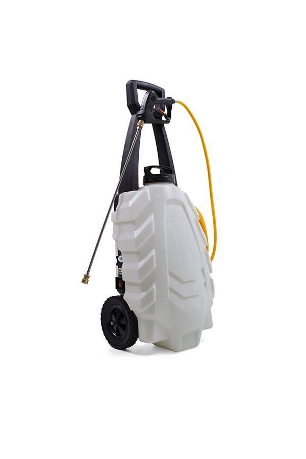 DRIVE Accu-Sprayer  - elektrischer Sprüher auf Rollwagen - 1 Akku
