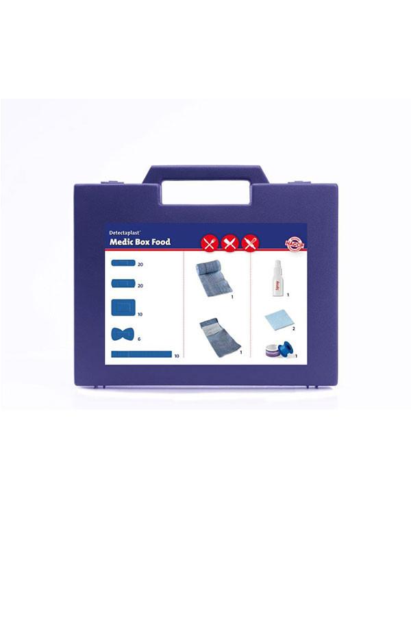 HACCP - Standard-Koffer  (detektierbar / Lebensmittel)