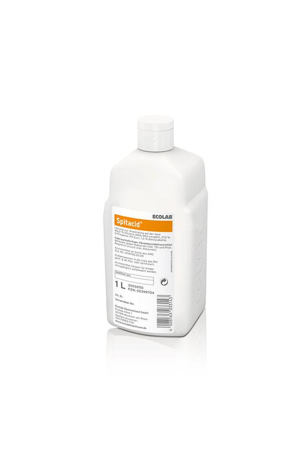 SPITACID Händedesinfektion - 1 L / 5 L