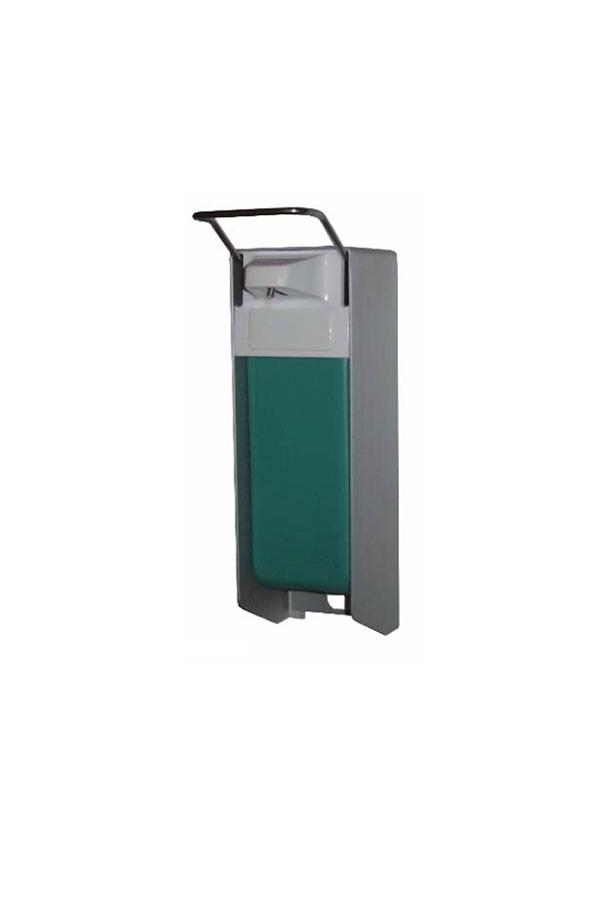 Wand- Armhebelspender für 500 ml / 1000 ml - kurzer Hebel