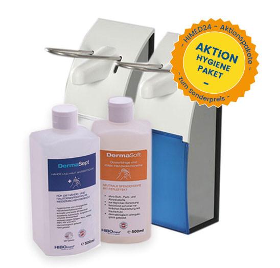 Waschplatz Hygiene - Set   - AKTIONSPREIS –