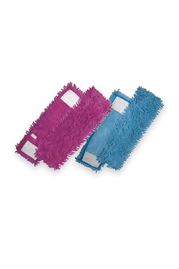 Mikrofaser-Taschenmopp RASTA 44 x 13 cm, farbig, 1 Stück