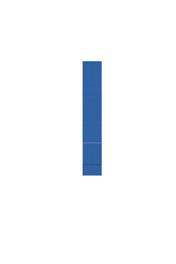 Fingerpflaster - lang -  Elastic, detektierbar 180 x 30 mm  100 Stück