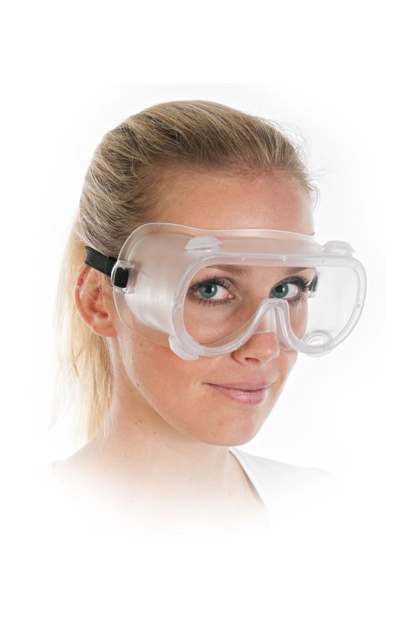 Schutzbrille Vollsicht COMFORT