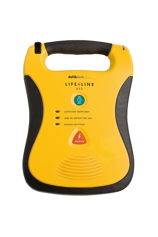 Defibrillator ( Halbautomat )  - Lifeline AED