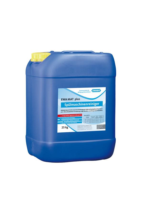 EWA® MAT plus, Spülmaschinenreiniger, phosphatfrei – 12 kg / 25 kg