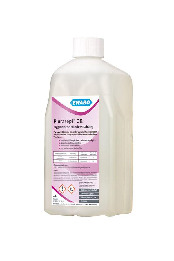PLURASEPT® DK - Antimikrobielle Handwaschlotion – 1 L / 5 L
