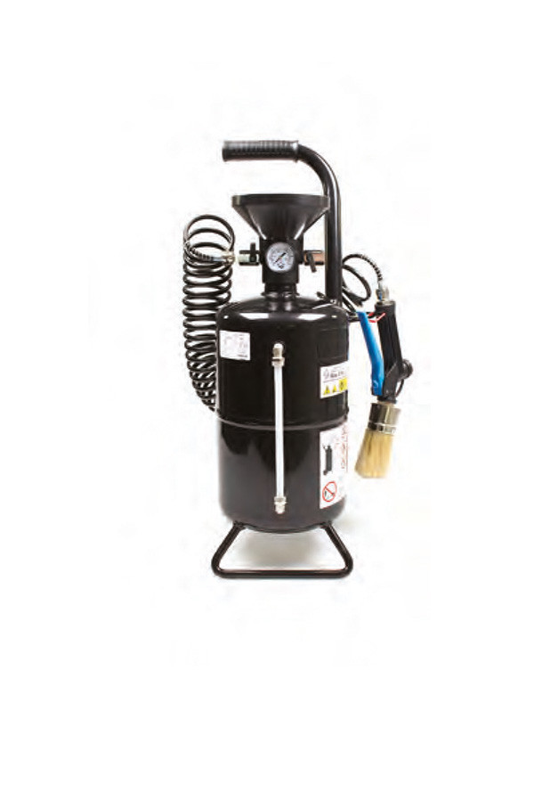 SPRAY - MATIC BRUSH 10 L