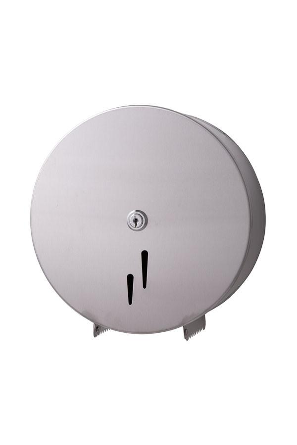 Jumbo-Toilettenpapierspender, Edelstahl