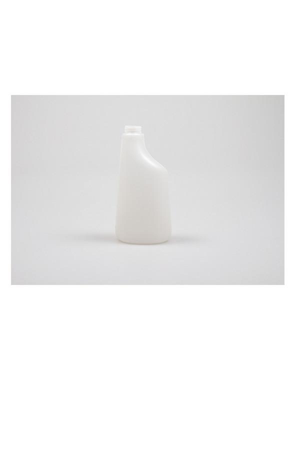 Zerstäuberflasche transparent, 600ml