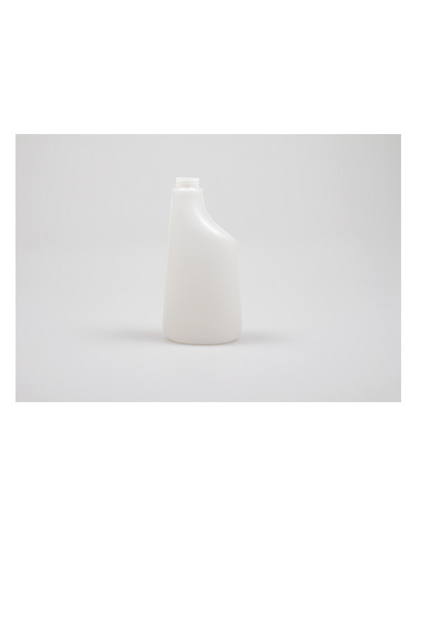 Sprayflasche mit BiguSept fluid - Aufkleber -leer-, 600ml