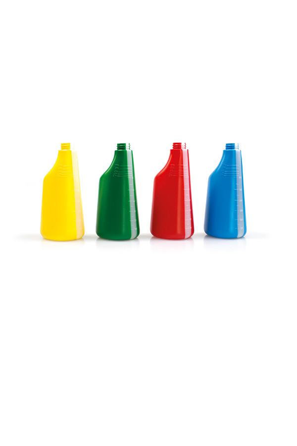 HACCP - Zerstäuberflasche farbcodiert, 600ml