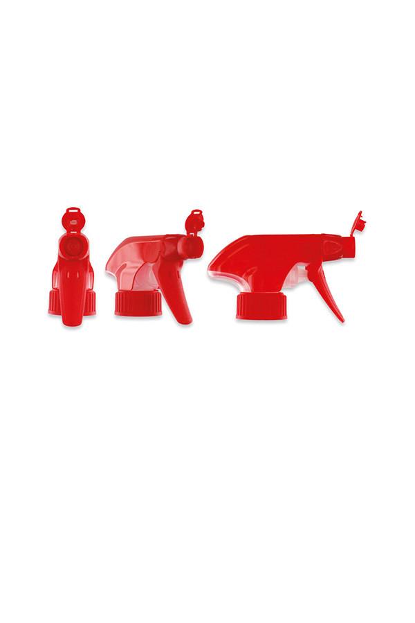 SPRÜHKOPF TEX - FOAM  (mit 25 cm Ansaugrohr), rot