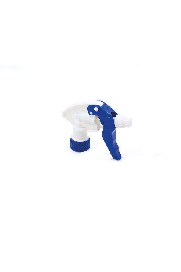 SPRÜHKOPF TEX-SPRAY ULTRA-RESISTENT (mit 25 cm Ansaugrohr), weiß/blau
