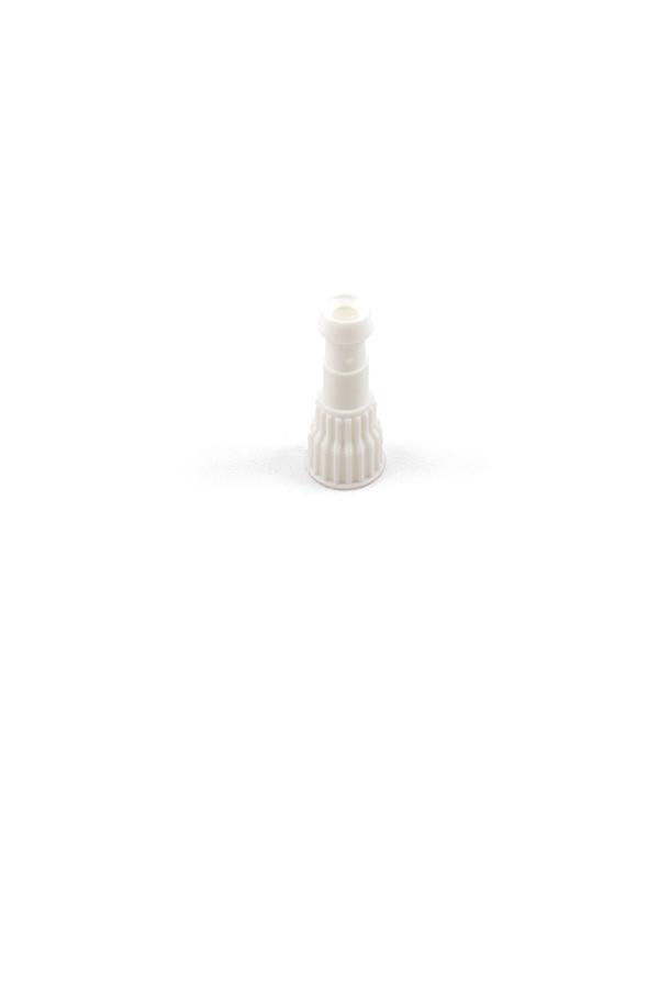 Schraubverschluss weiß mit Kartoneinlage für 600 / 1000 ml Flaschen