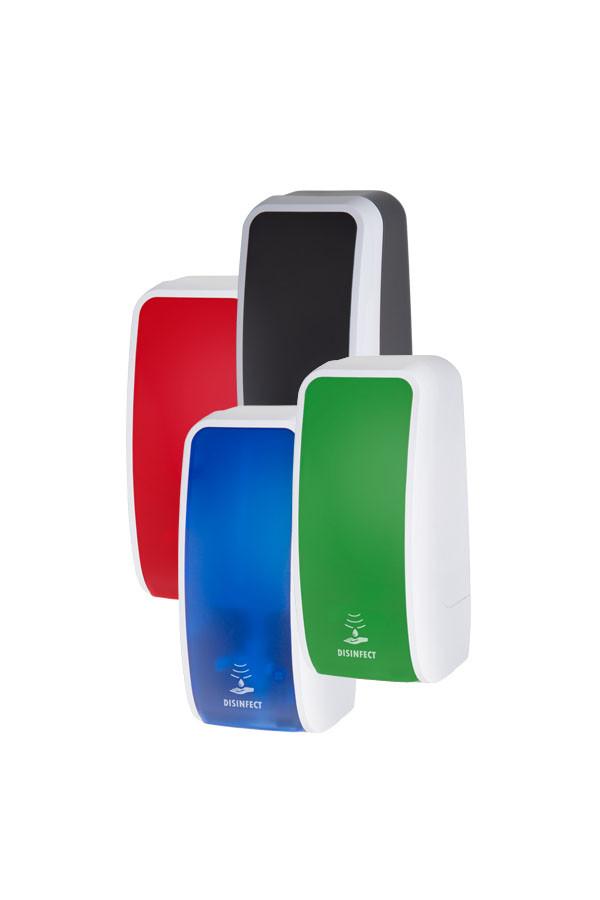 Sensorspender COSMOS für Händedesinfektion, 1000 ml, Kunststoff, 2-farbig