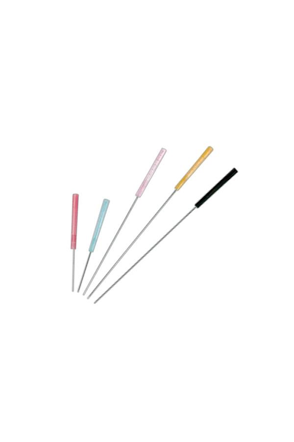 SEIRIN - Akupunkturnadeln B-Typ ohne Führrohr, ø 0,16 - 0,35 x 15 - 50 mm - 100 Stück