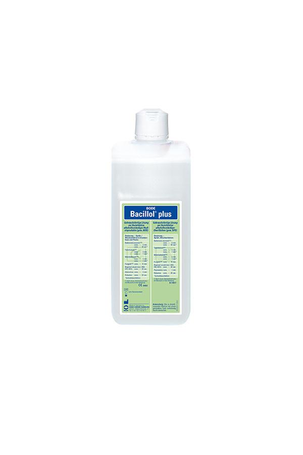 Bacillol Plus Flächendesinfektionsmittel, 500 ml, 1 L, 5 L,
