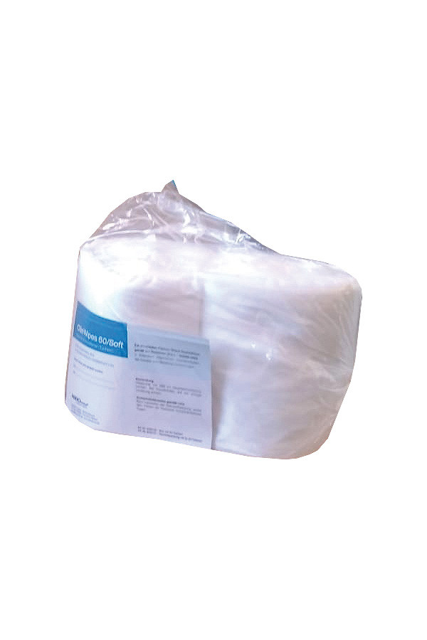 ClinWipes - Nachfüll-Doppelpack 2 x 60 trockene Einmal-Vliestücher