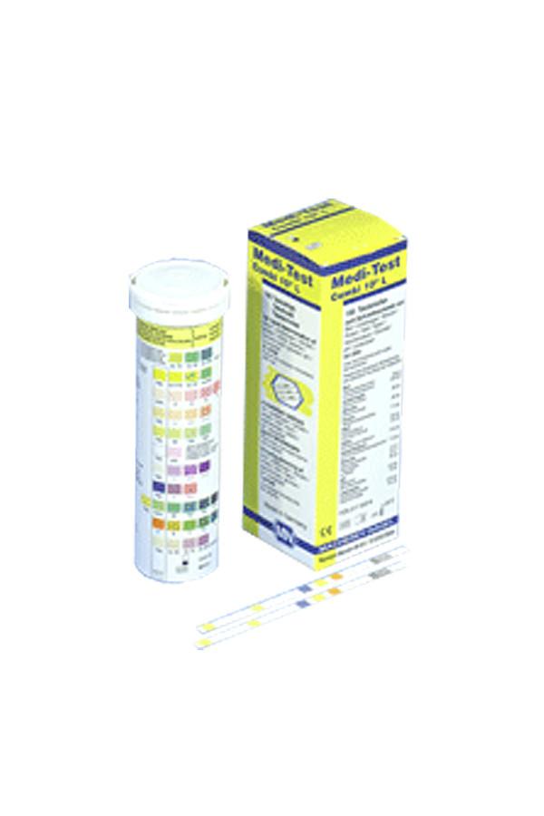 Urinteststreifen COMBI 10 L, 100 Stück