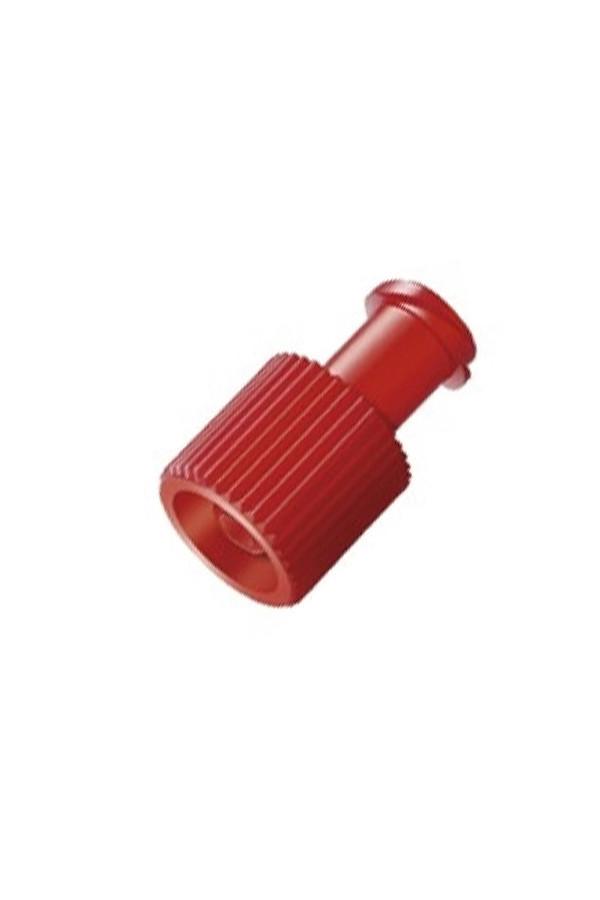 Combi-Stopper-Verschlusskonen, rot - 100 Stück