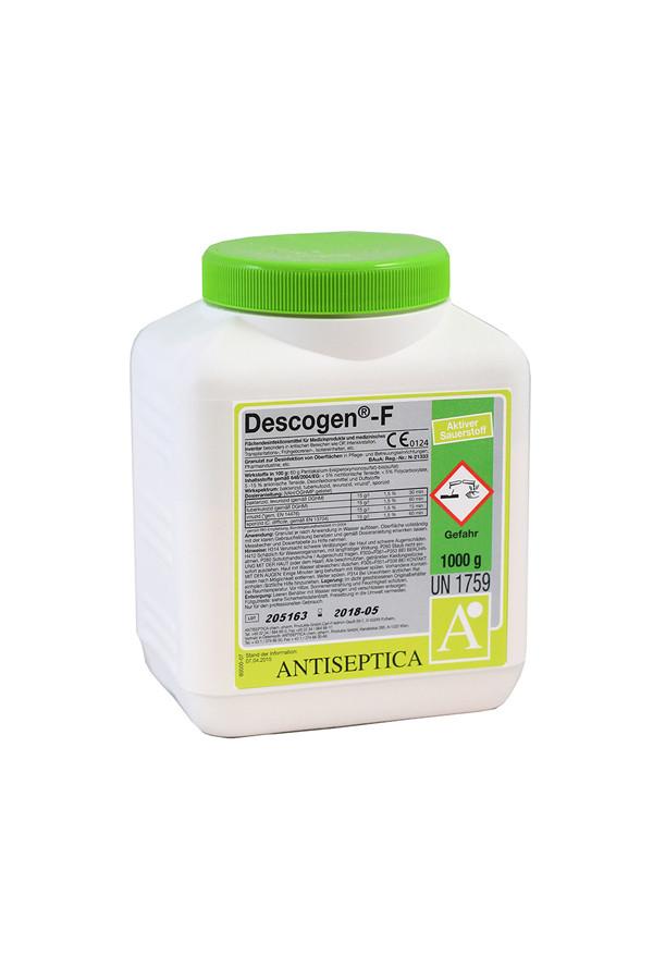DESCOGEN®-F Flächendesinfektion 0,5 % / 1 Stunde, Granulat 1 kg
