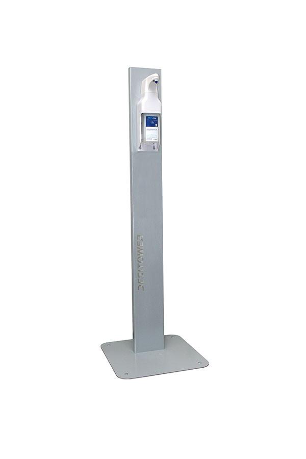 UNI-DesiTower mit UNI Touchless® Sensor Controll (Sensorspender)