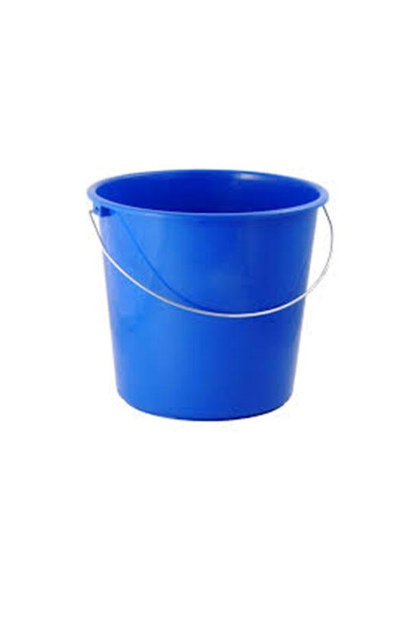 Eimer 10 L   blau