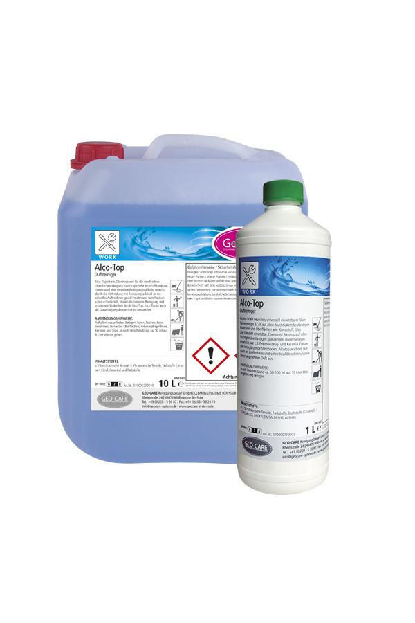 GEO-LINE ALCO-TOP Profi Alkoholfrischereiniger 1 L / 10 L