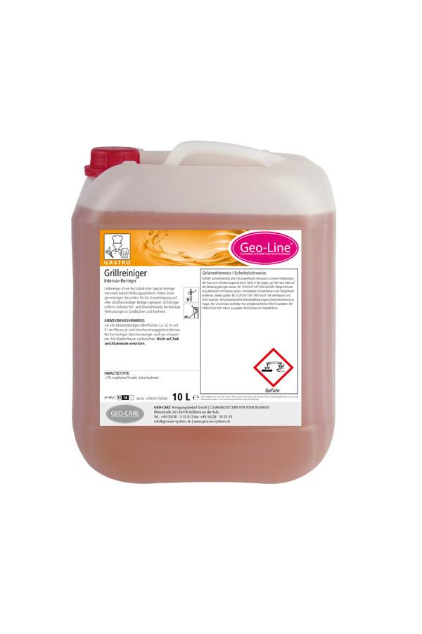 GEO-LINE Grillreiniger 10 Liter