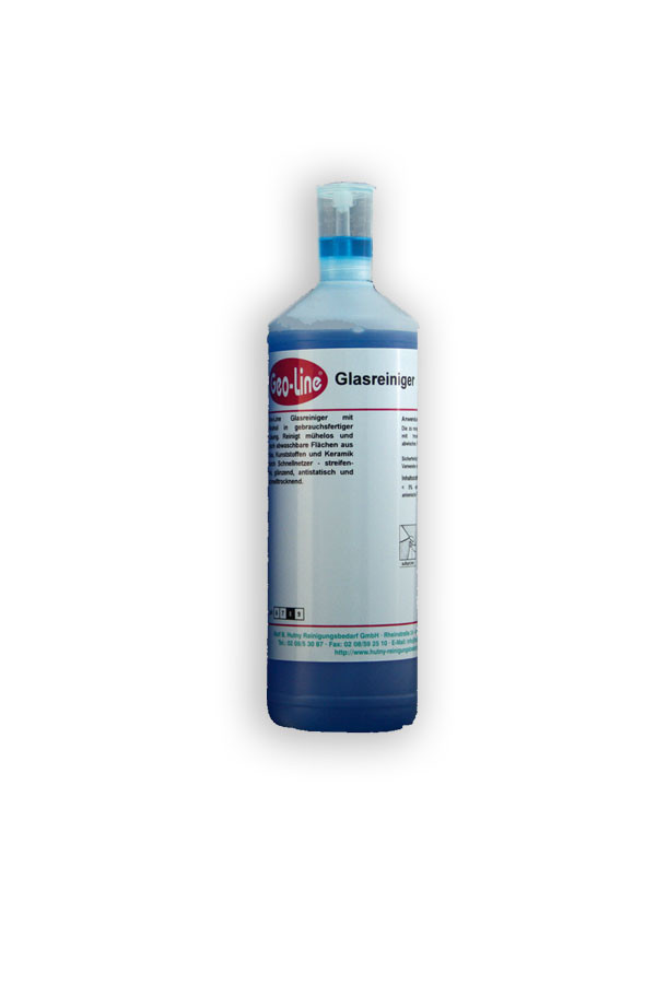 GEO-LINE Profi Glasreiniger, 500 ml mit Sprühkopf