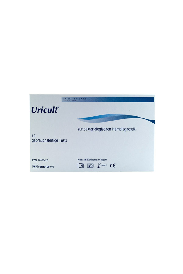 Uricult - 10 Test