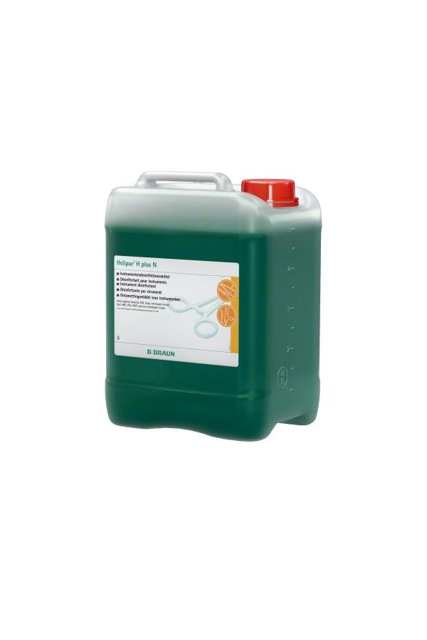 Helipur® H plus N Instrumenten-Desinfektion, 4 % / 15 Minuten viruzid  - 5 Liter