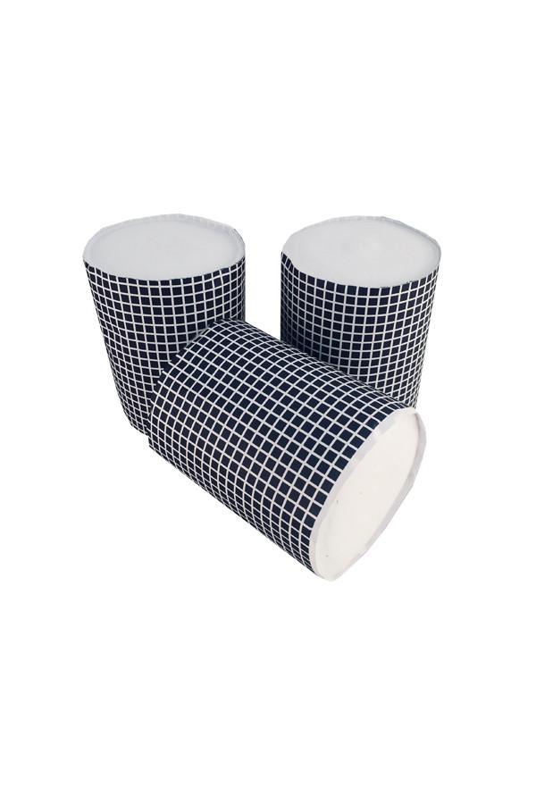 HI - soft - Polsterwatte in 3 Größen, 5 / 10 / 15 cm x 3 m - 12 Rollen