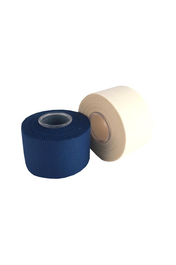 HI-Tape - Tape in 2 Farben, weiß oder blau, 3,80 cm x 10 m - 1 Rolle