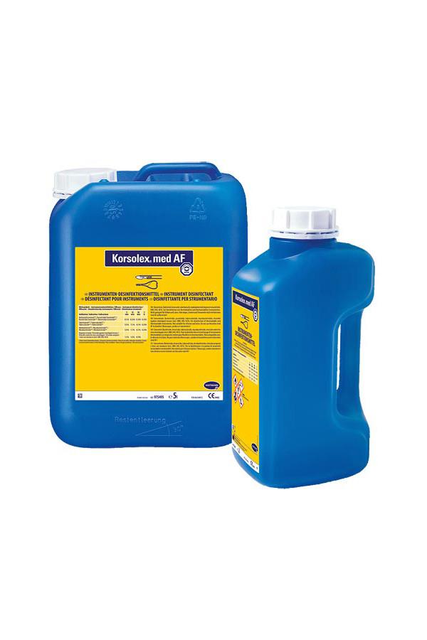 Korsolex med AF-Instrumenten-Desinfektion -aldehydfrei- 5 Liter