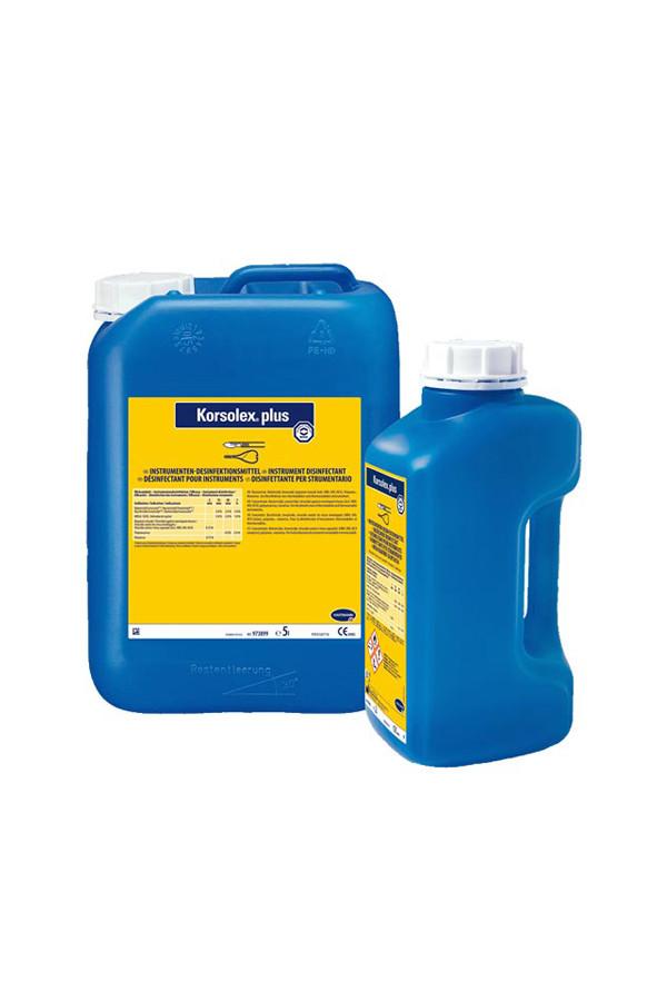 Korsolex plus Instrumenten-Desinfektion -aldehydfrei- 5 Liter
