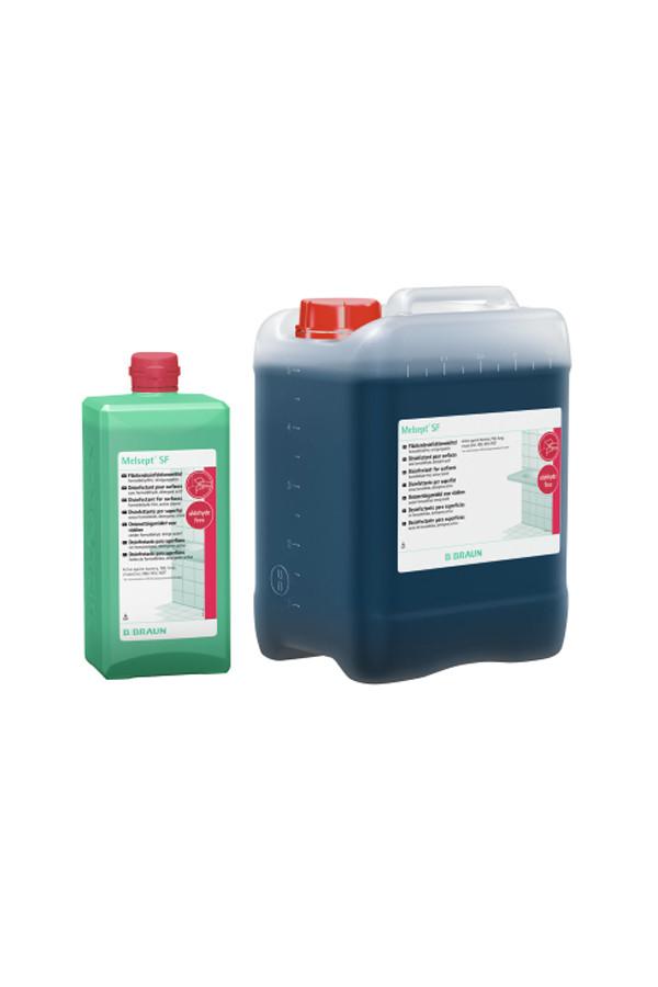 Melsept® SF Flächendesinfektionsmittel - 0.5 % / 1 Std. - 1 / 5 Liter