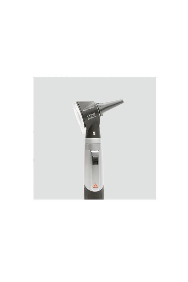 HEINE Otoskop mini 3000, 2,5 V Farbe: schwarz oder blau