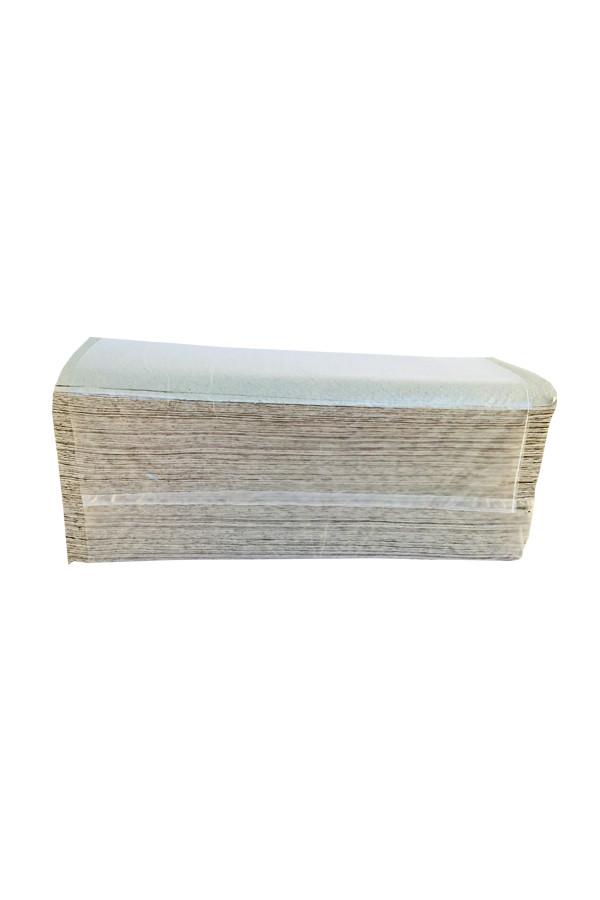 Papierhandtücher, naturell 25 x 23 cm - 5000 Blatt