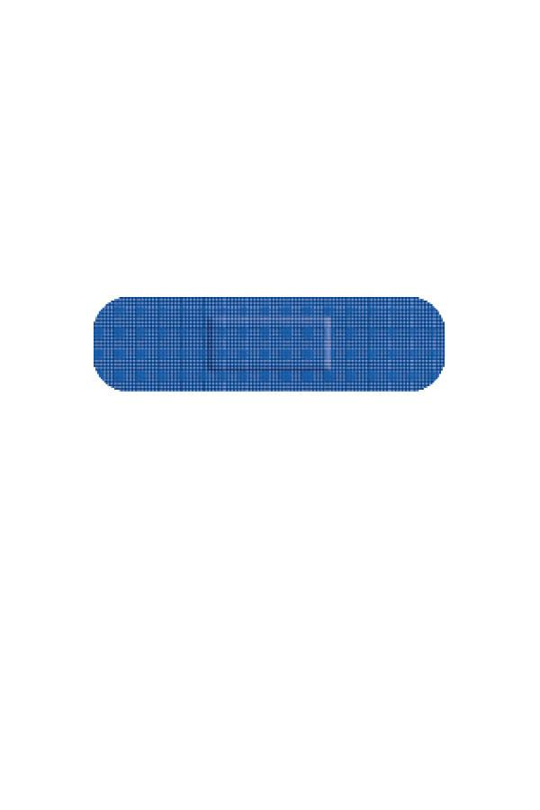 Pflaster-Strip- Premium, detektierbar - 25 x 72 mm  - 100 Stück