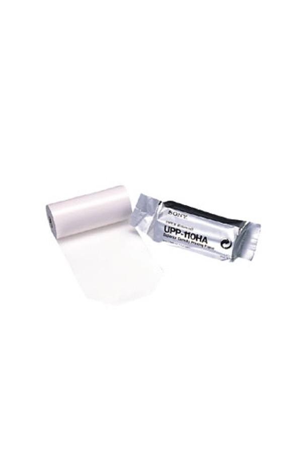 Videoprinterpapiere UPP 110 HA für Sony Thermodrucker, 10 Rollen
