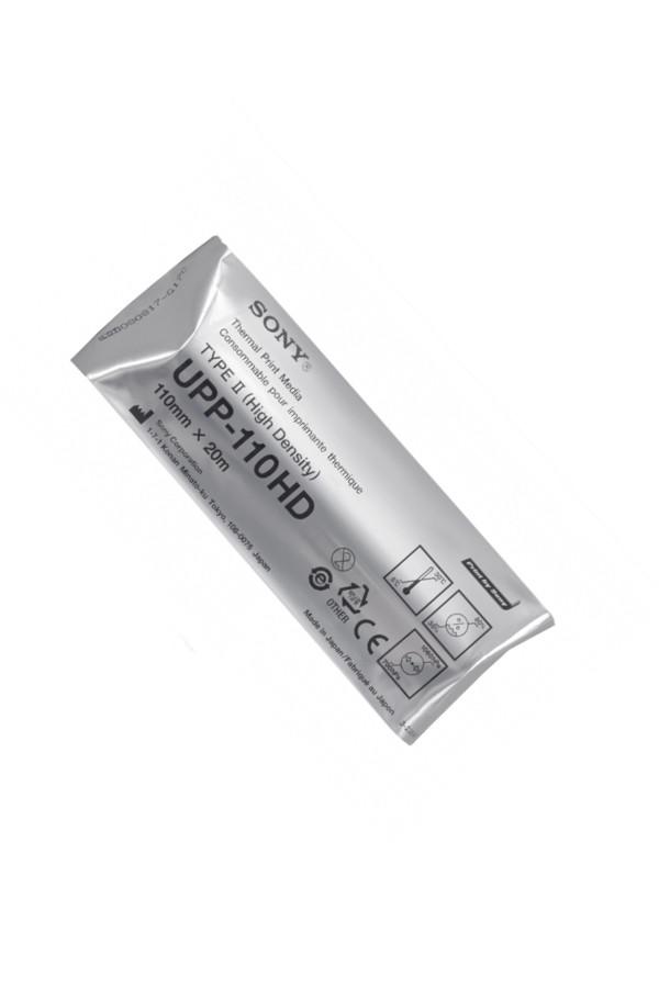 Videoprinterpapiere UPP 110 HD für Sony Thermodrucker, 10 Rollen