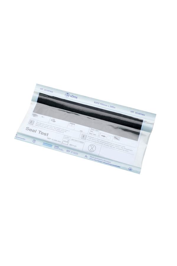 Seal-Check Siegelnaht-Test für Folienschweißgerät ( 1 mal täglich ) - 50 Stück