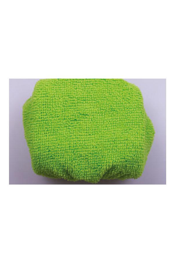Ersatz Mikrofaserbezug grün für AUTOGLASS CLEANER, 5 Stück im Beutel