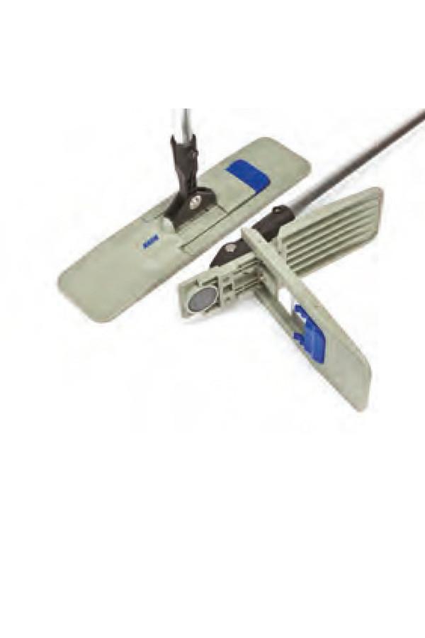 MAGIK Moppklapphalter mit Magnet, 40 cm, 1 Stück