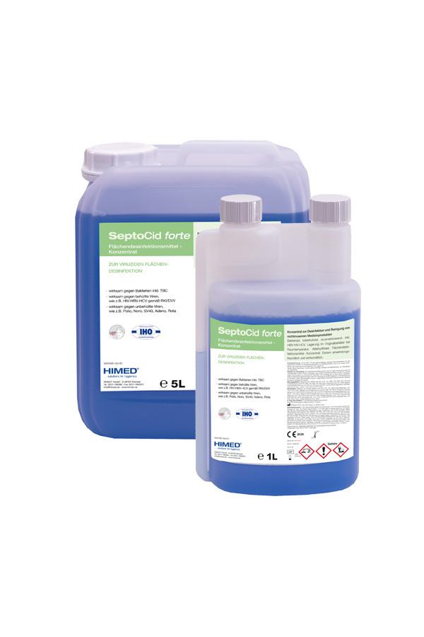 SeptoCid AF forte  1 Liter / 5 Liter